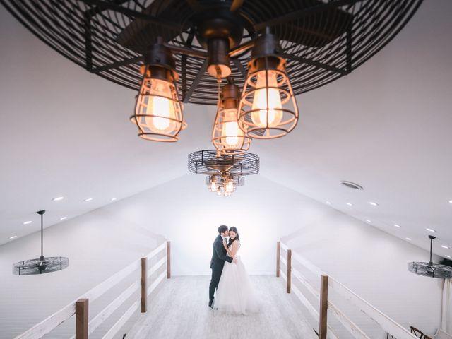 Randy and Heather's Wedding in Orange, California 9