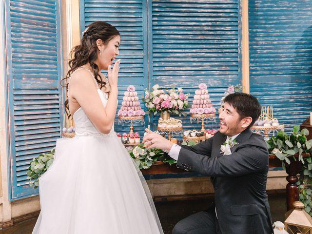 Randy and Heather's Wedding in Orange, California 18