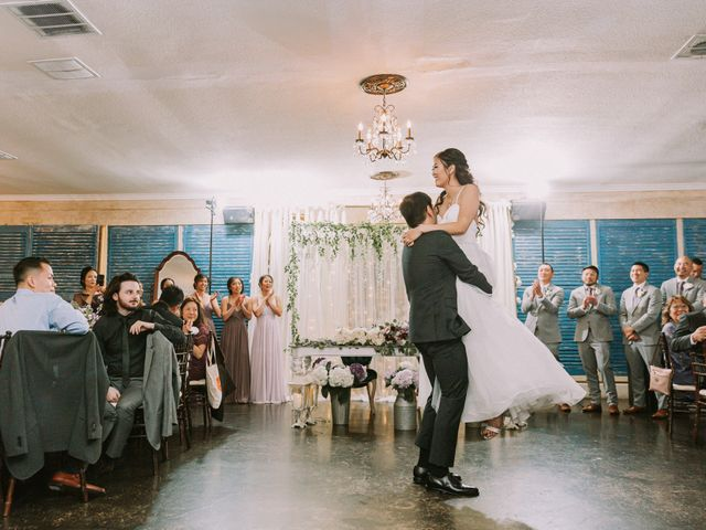 Randy and Heather's Wedding in Orange, California 28