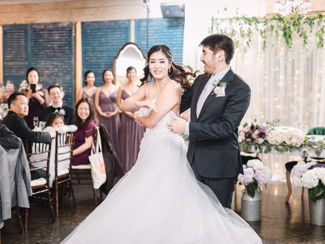 Randy and Heather's Wedding in Orange, California 30