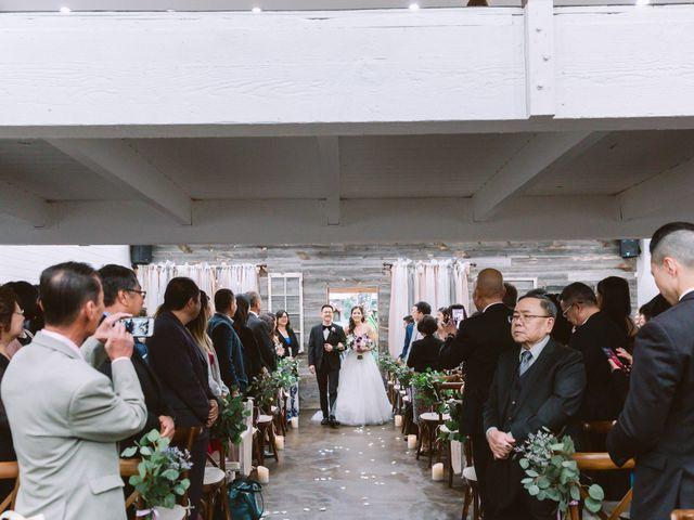 Randy and Heather's Wedding in Orange, California 72