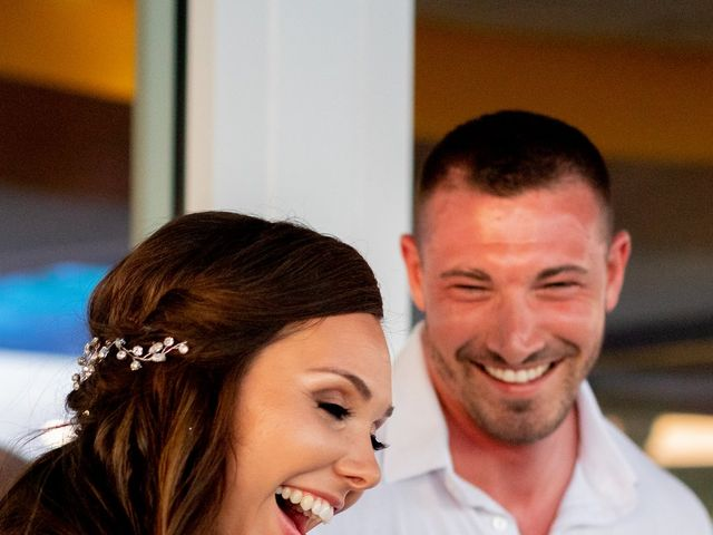 Keith and Brooke's Wedding in Clearwater Beach, Florida 3