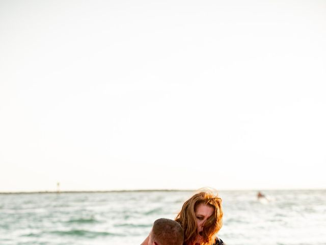 Keith and Brooke's Wedding in Clearwater Beach, Florida 4