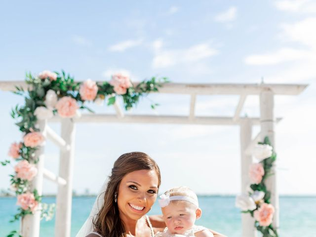 Keith and Brooke's Wedding in Clearwater Beach, Florida 10