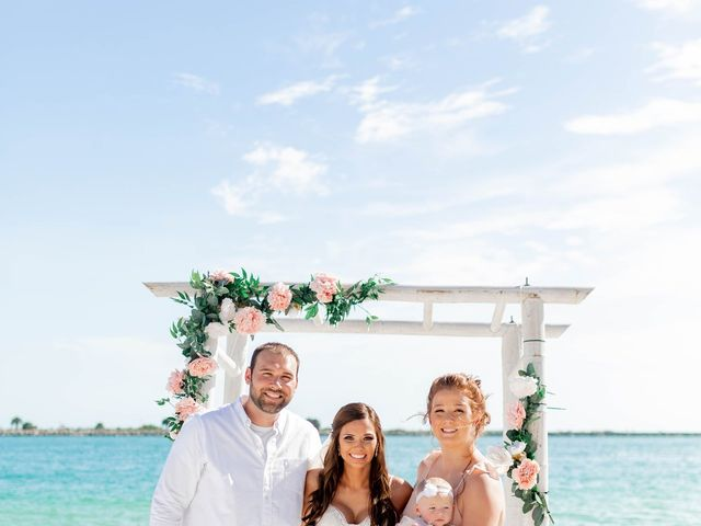 Keith and Brooke's Wedding in Clearwater Beach, Florida 11