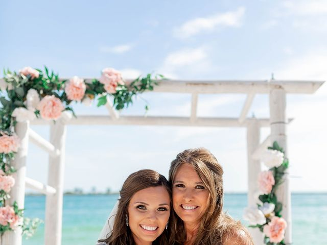 Keith and Brooke's Wedding in Clearwater Beach, Florida 12