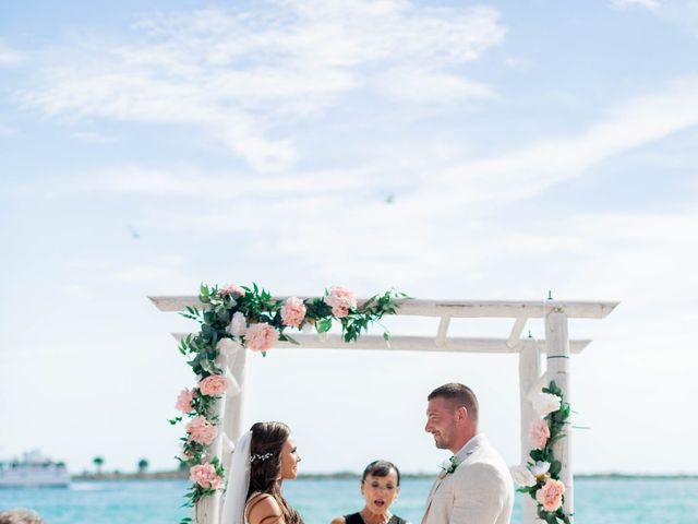 Keith and Brooke's Wedding in Clearwater Beach, Florida 15