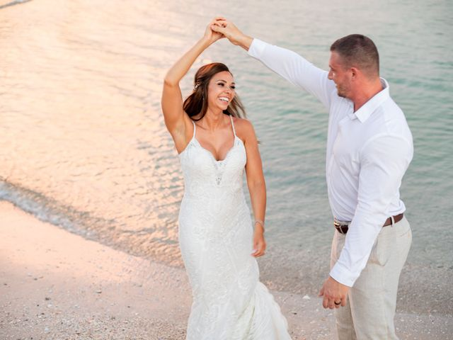 Keith and Brooke's Wedding in Clearwater Beach, Florida 21
