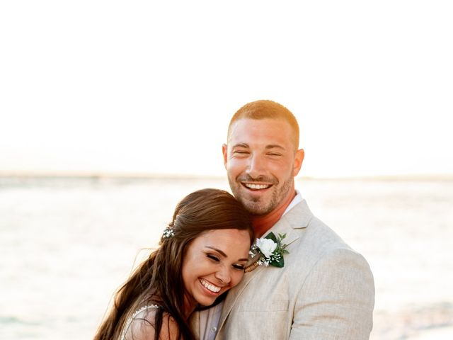 Keith and Brooke's Wedding in Clearwater Beach, Florida 24