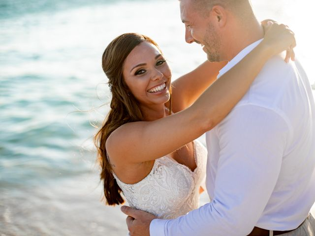 Keith and Brooke's Wedding in Clearwater Beach, Florida 28
