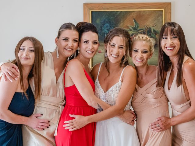 Katerina and Dimitris's Wedding in Lefkada, Greece 9