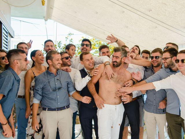 Katerina and Dimitris's Wedding in Lefkada, Greece 14