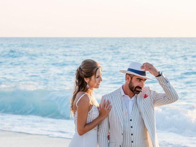 Katerina and Dimitris's Wedding in Lefkada, Greece 30