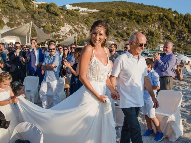 Katerina and Dimitris's Wedding in Lefkada, Greece 37