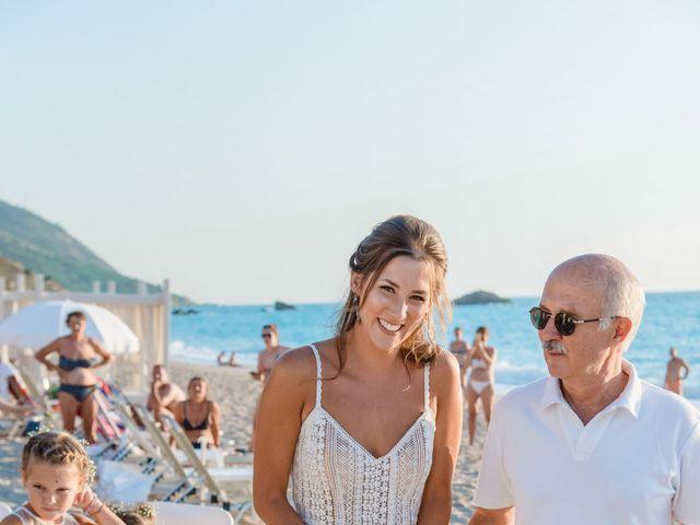 Katerina and Dimitris's Wedding in Lefkada, Greece 38