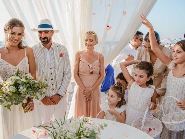 Katerina and Dimitris's Wedding in Lefkada, Greece 40