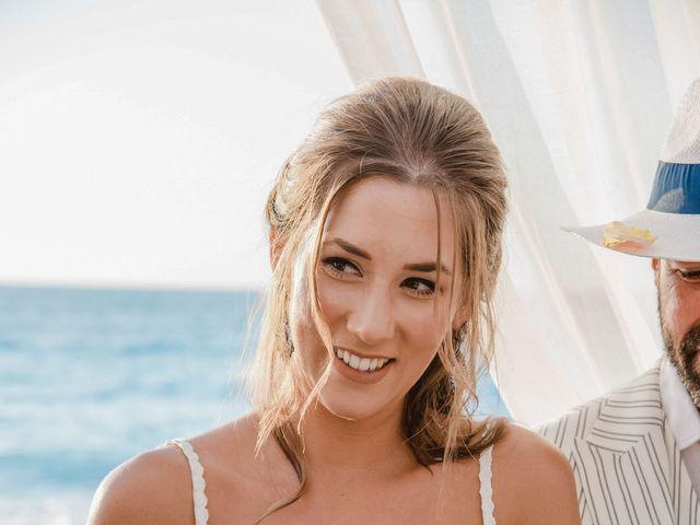 Katerina and Dimitris's Wedding in Lefkada, Greece 42