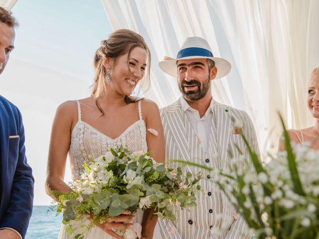 Katerina and Dimitris's Wedding in Lefkada, Greece 43