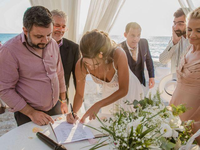 Katerina and Dimitris's Wedding in Lefkada, Greece 48