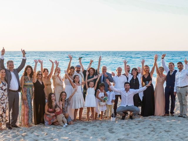 Katerina and Dimitris's Wedding in Lefkada, Greece 52