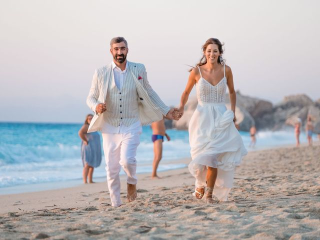 Katerina and Dimitris's Wedding in Lefkada, Greece 61