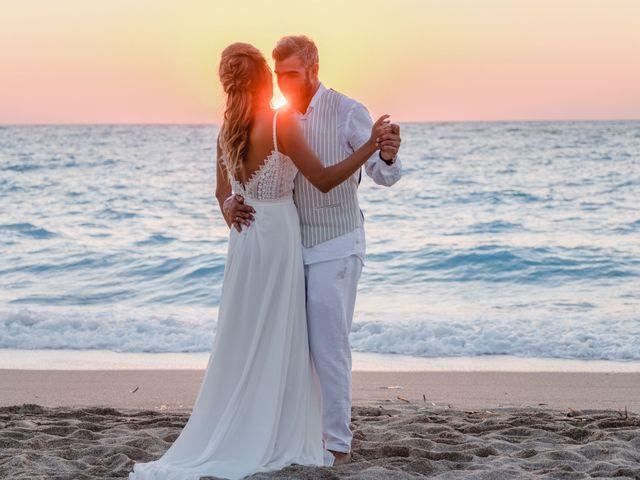 Katerina and Dimitris's Wedding in Lefkada, Greece 62