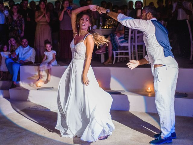 Katerina and Dimitris's Wedding in Lefkada, Greece 80