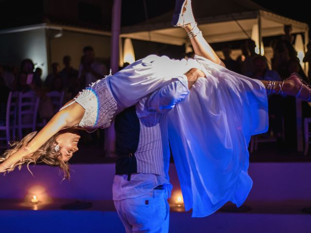 Katerina and Dimitris's Wedding in Lefkada, Greece 81