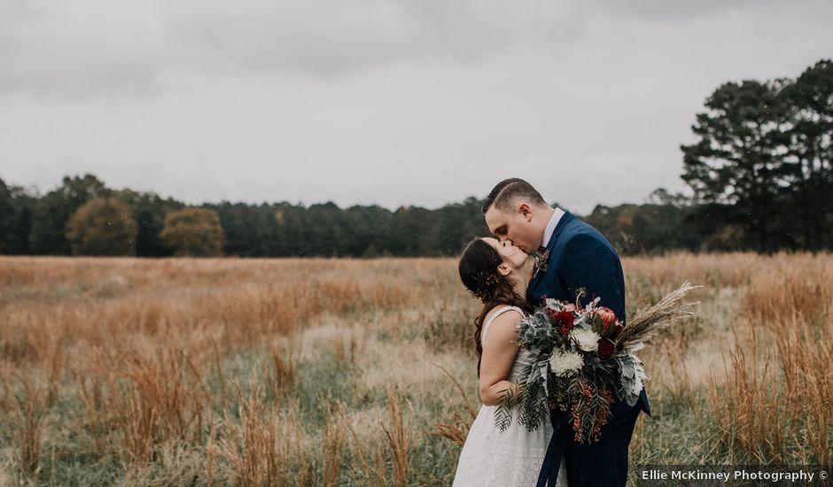 Ryan and April's Wedding in Raleigh, North Carolina