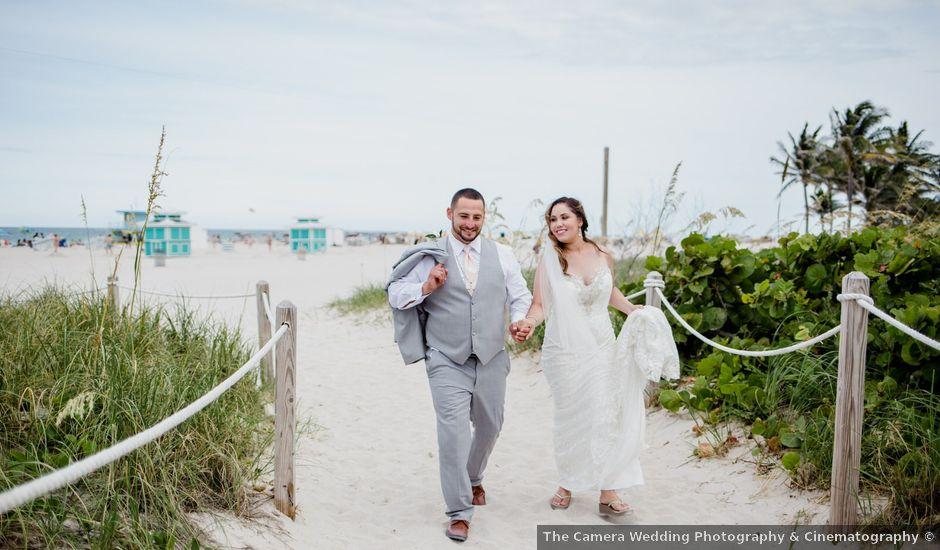 Norberto and Jenny's Wedding in Miami, Florida