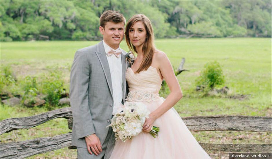 Joanna and Eric's Wedding in Charleston, South Carolina