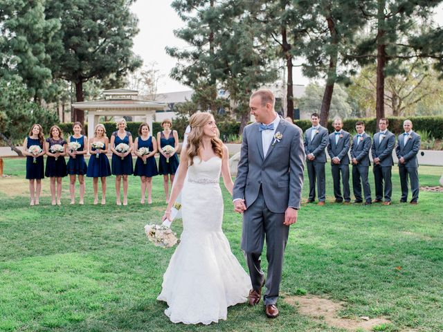 Shannon and Ryan's Wedding in Costa Mesa, California 10