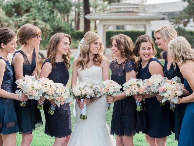 Shannon and Ryan's Wedding in Costa Mesa, California 8