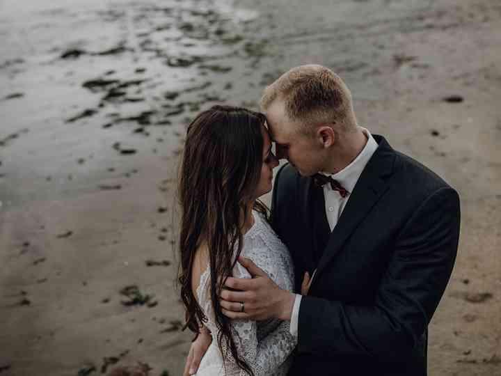 The wedding of Lana and Hayden