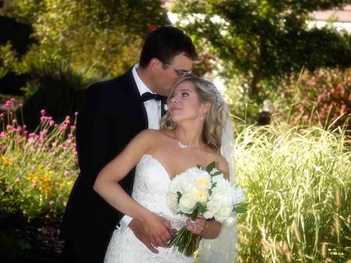 The wedding of Lauren and Vincent