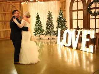 The wedding of Melanie and Eddie 3