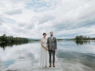 The wedding of Hannah and Jon