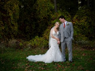 The wedding of Shelby and Cody