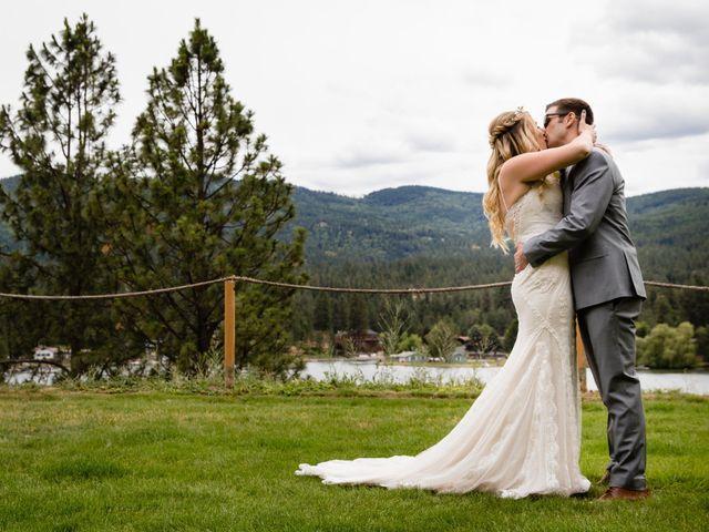 The wedding of Nicole and Tim