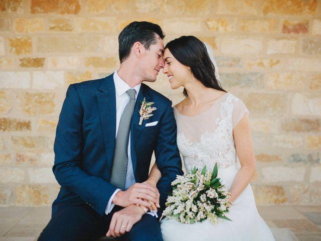 The wedding of Cheyne and Heather