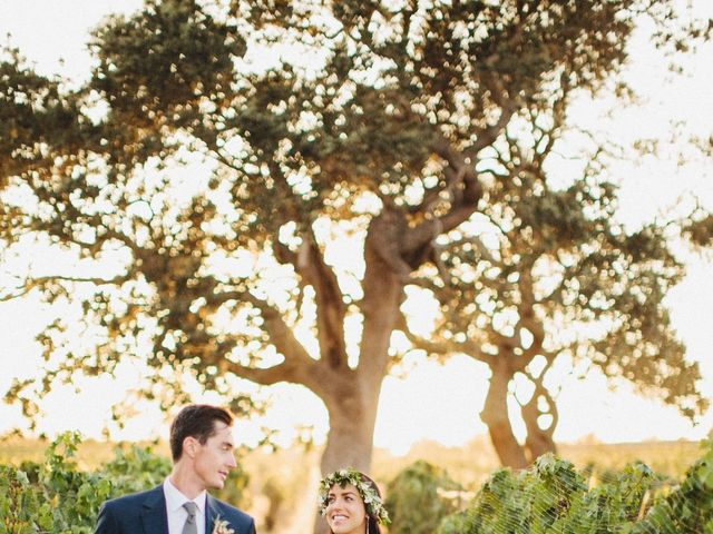 Heather and Cheyne's Wedding in Santa Ynez, California 2
