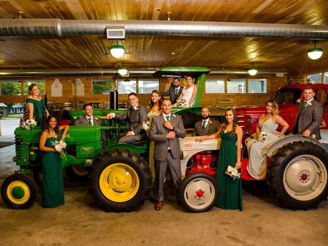 Christopher and Kerri's Wedding in Rehoboth, Massachusetts 1