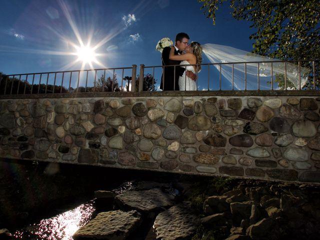 Vincent and Lauren's Wedding in Ellicottville, New York 1
