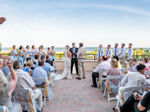 Justin and Laci's Wedding in Myrtle Beach, South Carolina 1