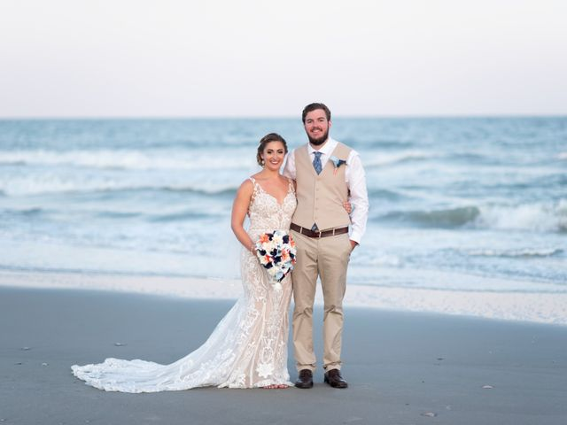 The wedding of Laci and Justin