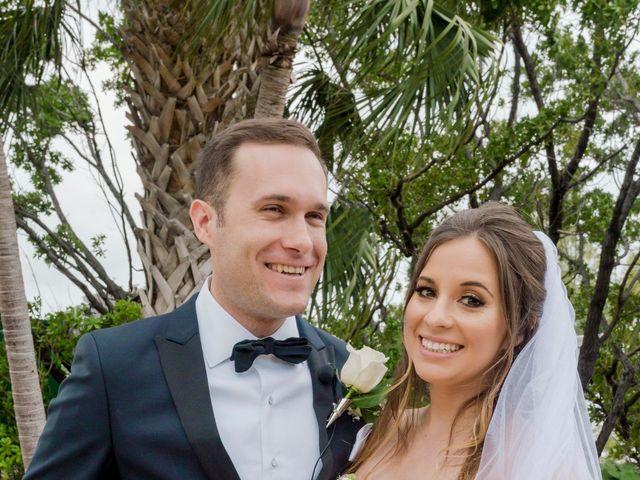 Alex and Kyle's Wedding in Key Biscayne, Florida 1