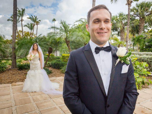 Alex and Kyle's Wedding in Key Biscayne, Florida 12