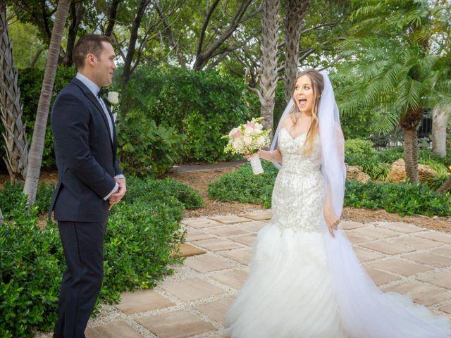 Alex and Kyle's Wedding in Key Biscayne, Florida 14