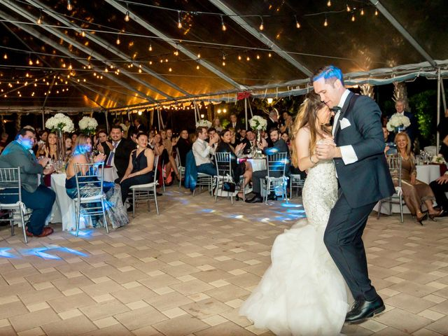 Alex and Kyle's Wedding in Key Biscayne, Florida 20