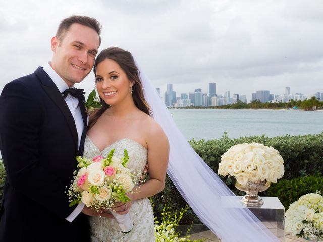 The wedding of Kyle and Alex